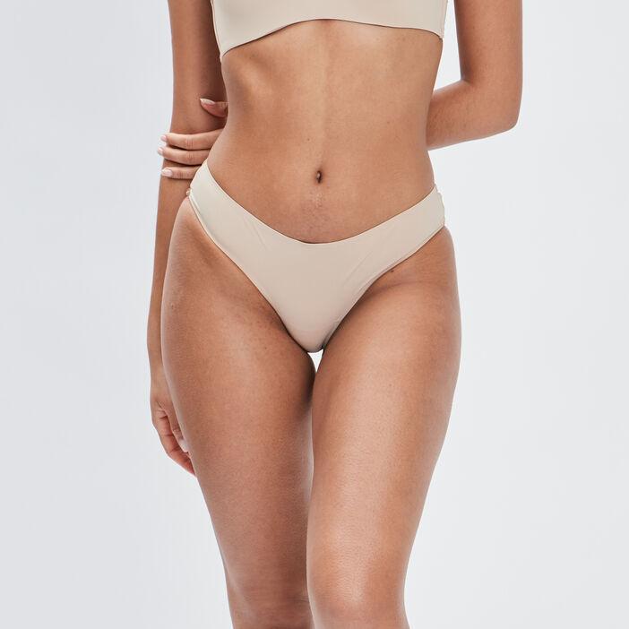 Culotte femme beige