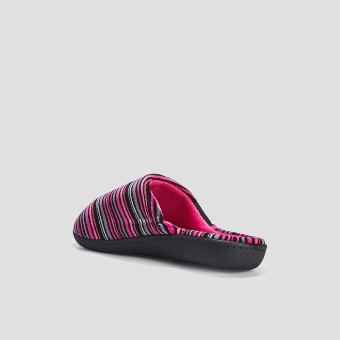 Chaussons mules  multicolore