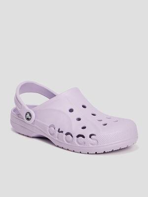 Sabots Crocs bleu lavande femme