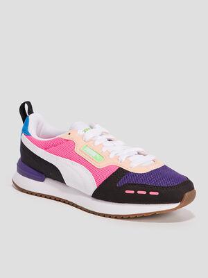 Runnings Puma violet femme