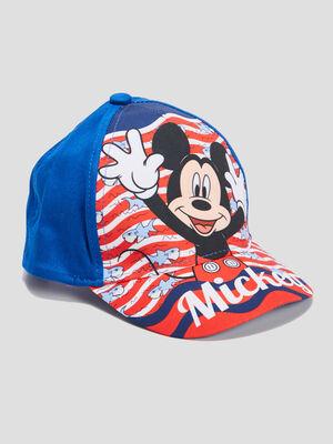 Casquette Mickey multicolore