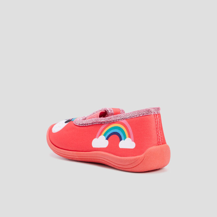 Chaussons Minnie  rouge