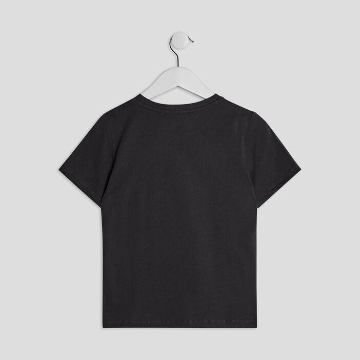 T-shirt Jurassic World garçon gris