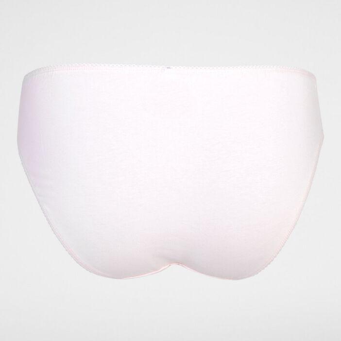 Culotte grande taille femme grande taille rose clair
