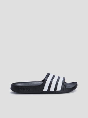 Claquettes Adidas noir garcon
