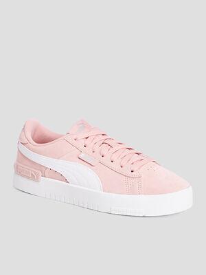 Tennis Puma rose femme