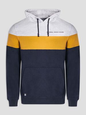Sweatshirt gris homme