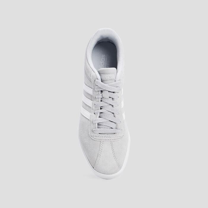 Tennis Adidas femme gris