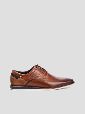 Derbies Creeks marron homme