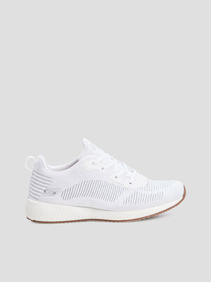 Runnings Skechers blanc femme