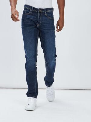 Jeans regular Creeks denim brut homme