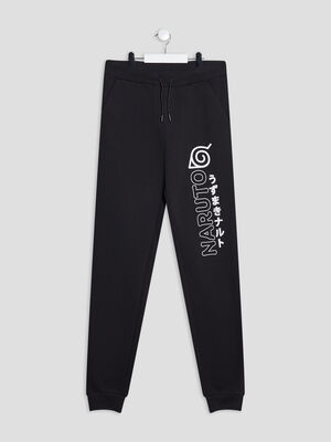 Pantalon jogging Naruto noir garcon