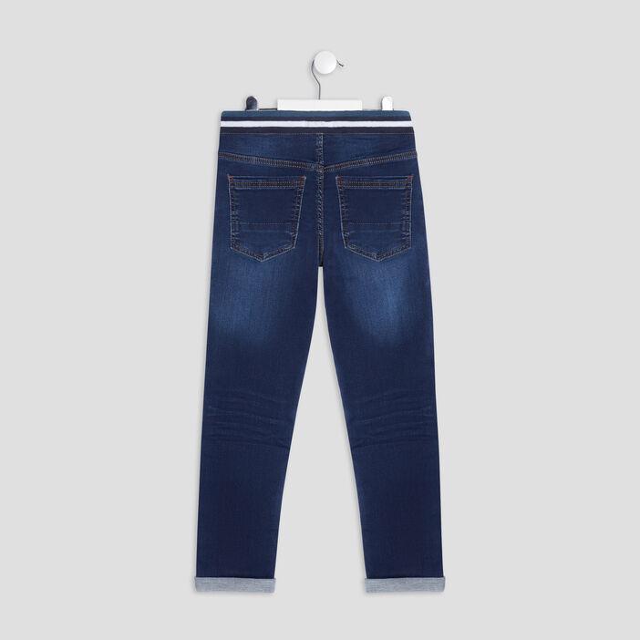 Jeans slim Creeks garçon denim stone