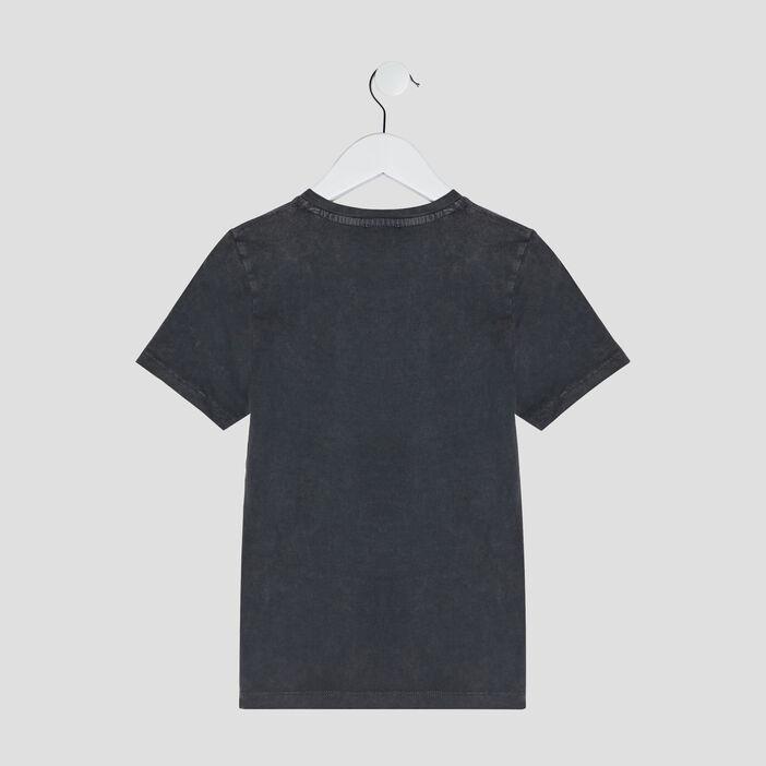 T-shirt Liberto garçon noir