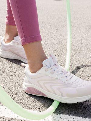 Runnings rose pastel fille
