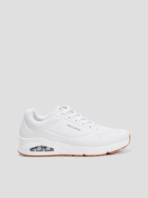 Runnings Skechers UNO blanc homme