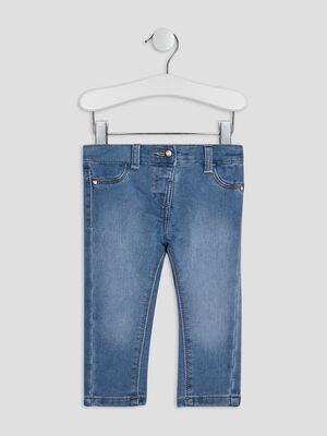 Jeans slim denim stone bebef