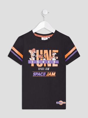 T shirt Looney Toons noir garcon