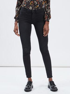 Jegging taille basse noir femme