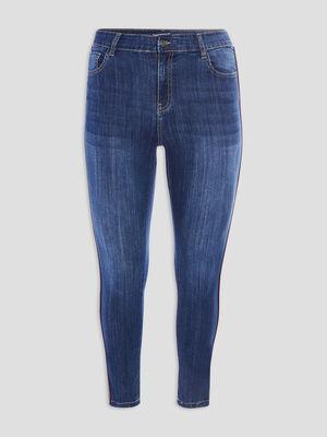 Jeans skinny denim stone femmegt