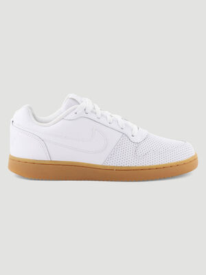 Tennis Nike EBERNON LOW blanc femme
