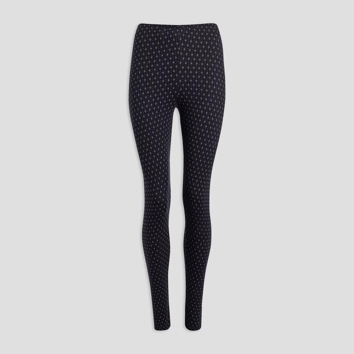 Pantalon legging femme noir