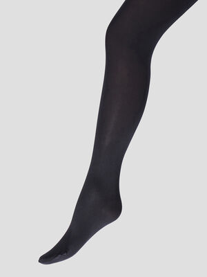 Lot 21 collants DIM noir mixte