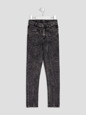 Jeans skinny Liberto denim snow noir fille