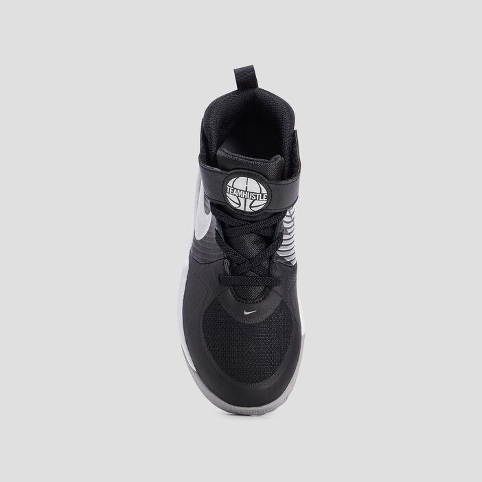 Baskets montantes Nike garçon noir