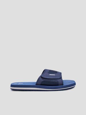 Claquettes de plage kappa boxit bleu homme