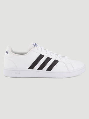 Tennis Adidas GRAND COURT BASE blanc homme
