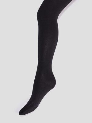 Collants noir femme