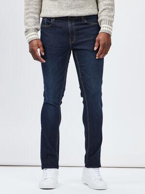 Jeans skinny denim brut homme