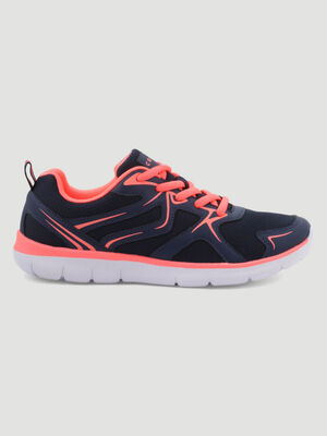 Baskets running Creeks bleu fille