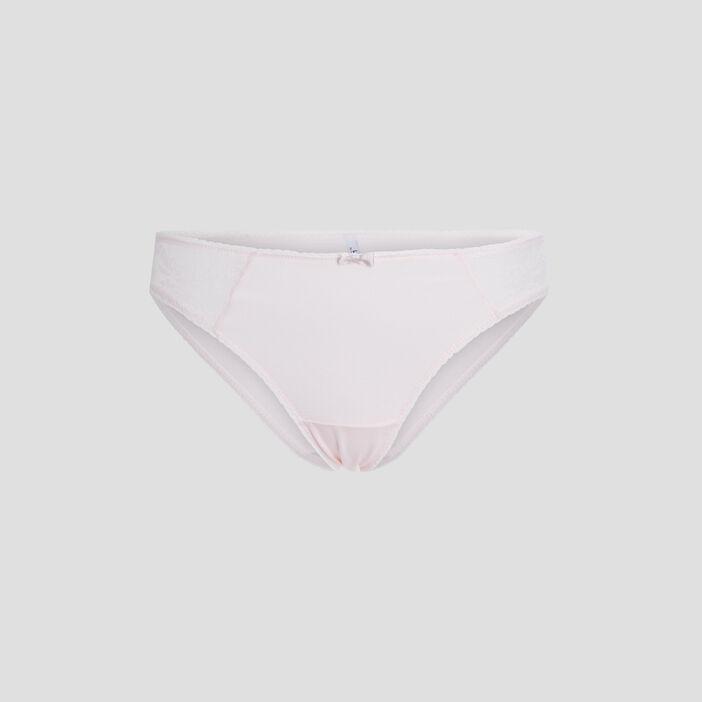 Culotte femme rose
