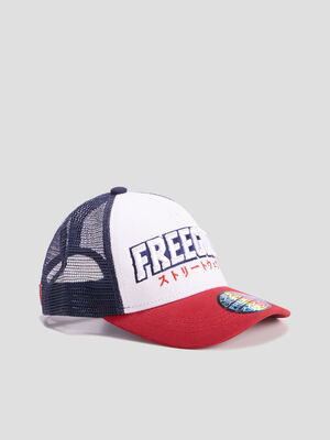 Casquette Freegun multicolore