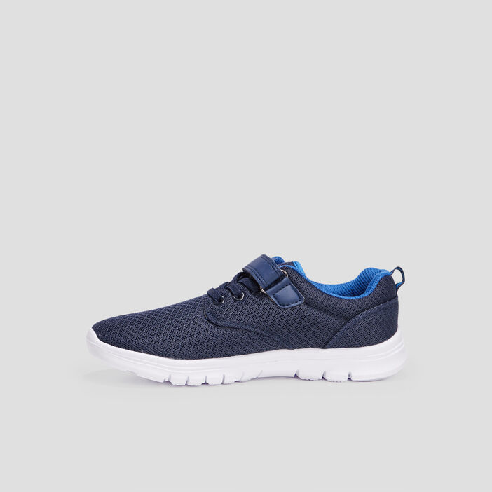 Runnings garçon bleu