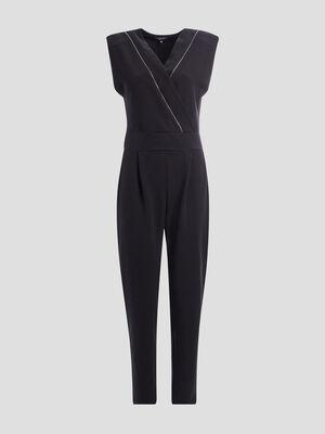 Combinaison pantalon Mosquitos noir femme
