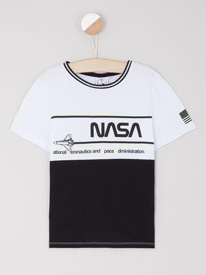 T Shirt Debardeur blanc garcon