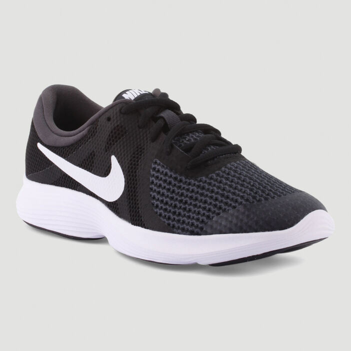 Runnings Nike REVOLUTION garçon noir