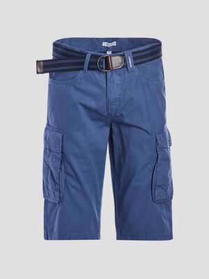 Bermuda battle Creeks bleu homme
