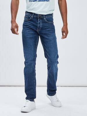 Jeans regular Creeks denim double stone homme