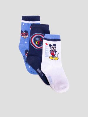 Chaussettes Mickey multicolore