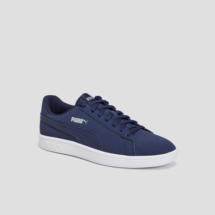 Tennis Puma homme bleu marine