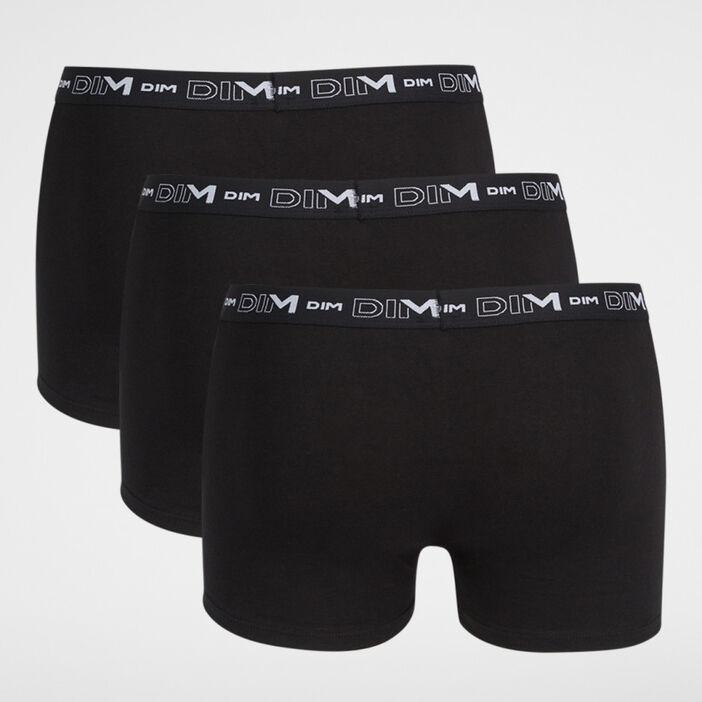 Lot de 3 boxers Dim homme noir