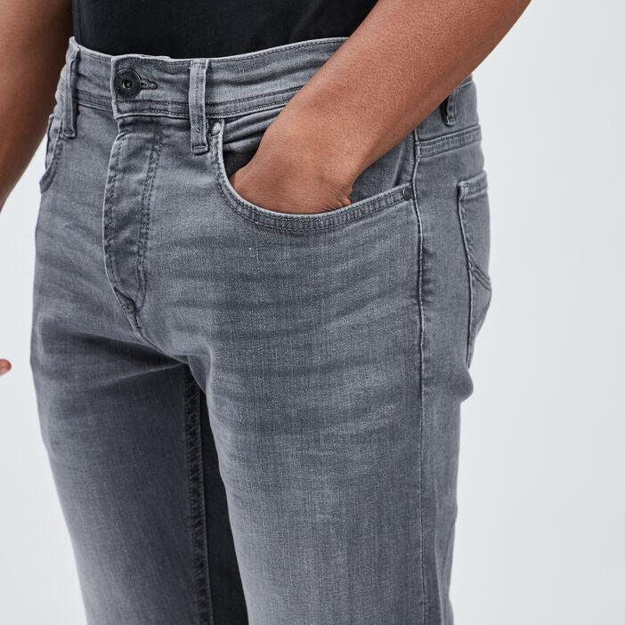 Jeans regular Creeks homme gris