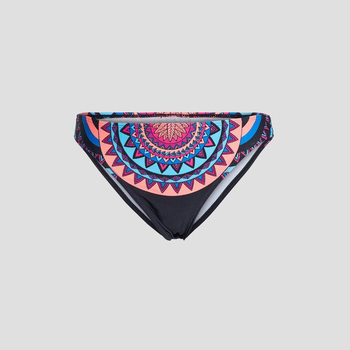 Bas de maillot de bain femme multicolore