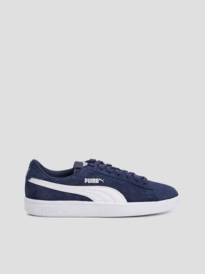 Tennis Puma bleu garcon