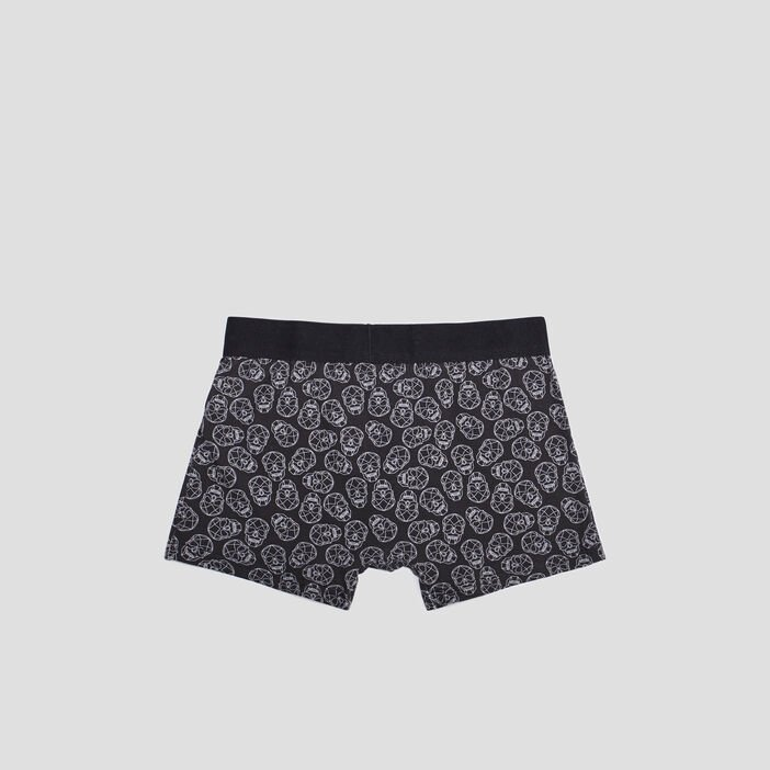 Lot 3 boxers homme rouge