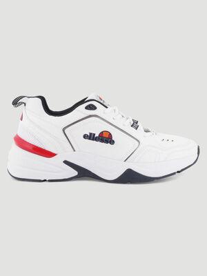 Papa shoes runnings Ellesse blanc homme